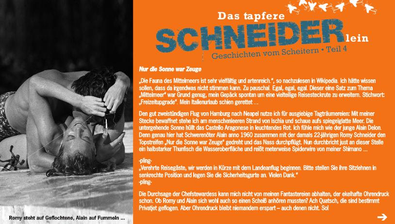 Nur die Sonne war Zeuge - Florian Zweigert - SCALE FLY SPIN FISHING MAGAZINE