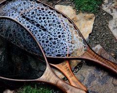 Hand Made in USA: Otter Nets | Kurt Noetzold / otternets.com
